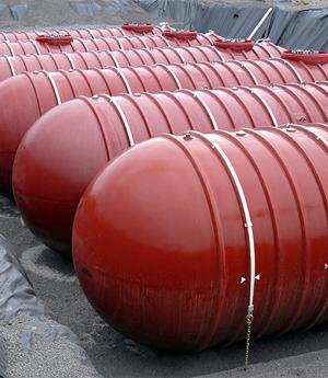 underground fuel storage tanks
